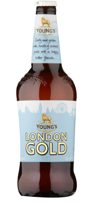 Young's London Gold Pale ale