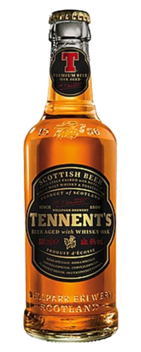 Tennents Whisky OAK Aged